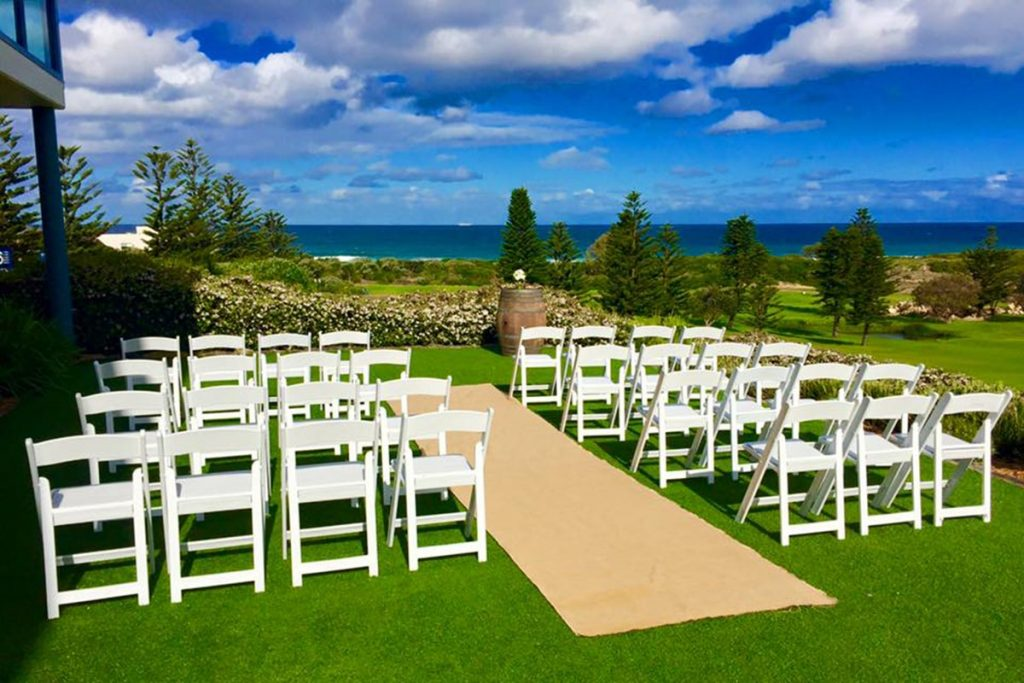 Northern Beaches Wedding Venue - Mona Vale Golf Club