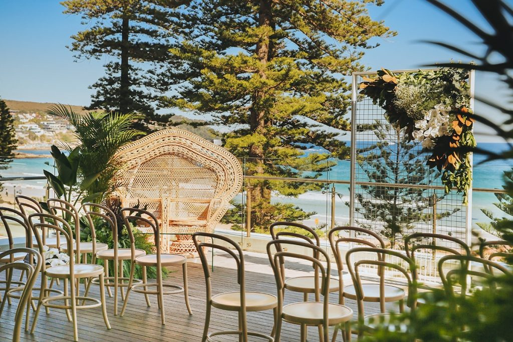 Northern Beaches Wedding Reception Venue - Beachside Dojo Manly
