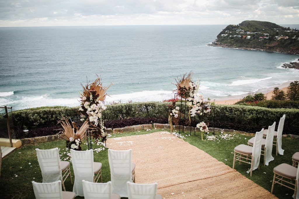 Northern Beaches Wedding Venue - Jonah's Whale Beach