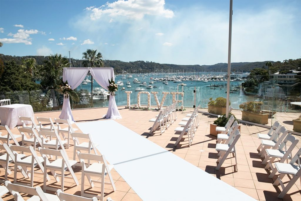 Northern Beaches Weddings and Events Venue - Metro Mirage Hotel Newport