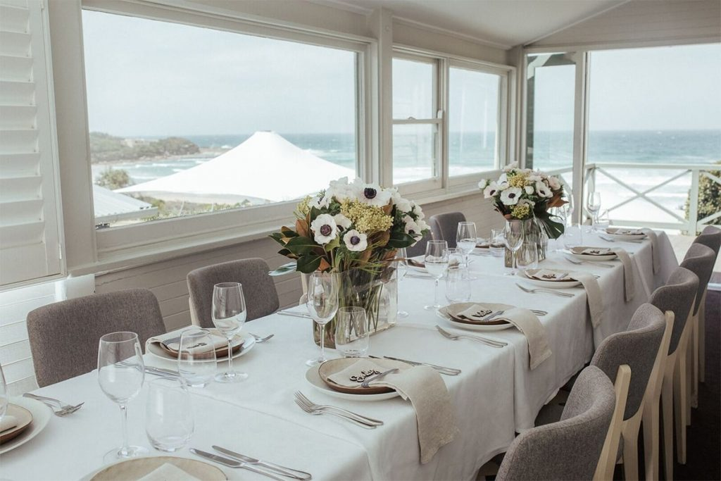 Northern Beaches Wedding Venue - Pilu at Freshwater
