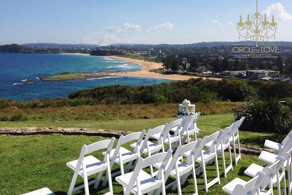 Northern Beaches Wedding Ceremony Location - Mona Vale Headland