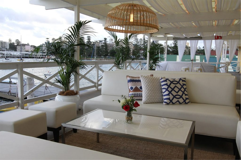 Northern Beaches Wedding Venue - Manly Yacht Club